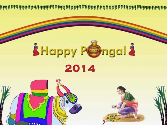 Happy Pongal 2014